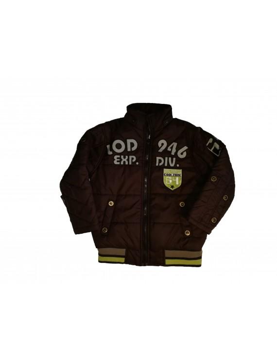 Barna fiú kabát, 116