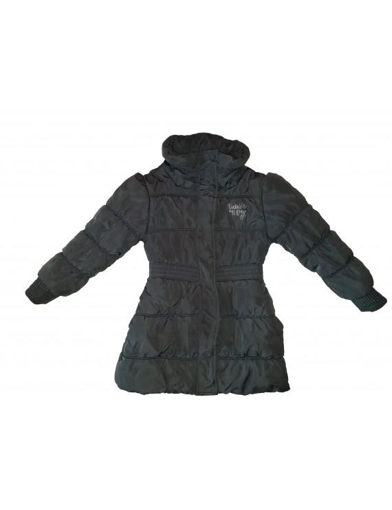 Szürke kislány kabát, 104