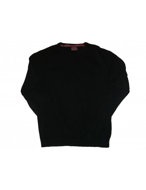 Esprit fekete férfi pulcsi, M