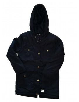 Sötétkék fiú kabát, 134