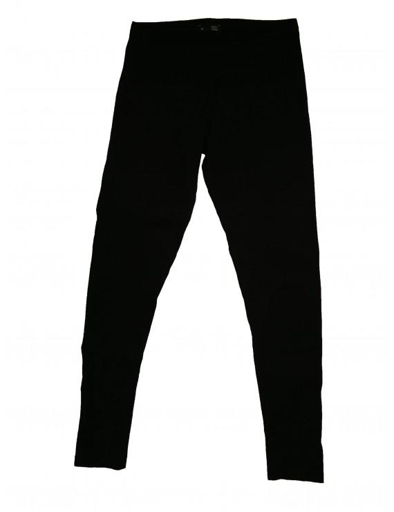 Fekete női leggings, M