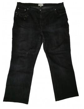 Fekete női nadrág, 46
