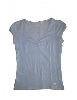 Világoskék női póló, 36